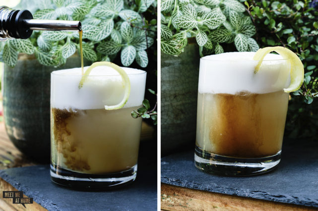 Cloudy Whisky Sour