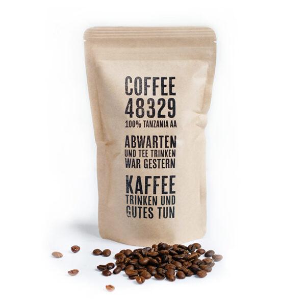 Coffee48329 – Tanzania AA