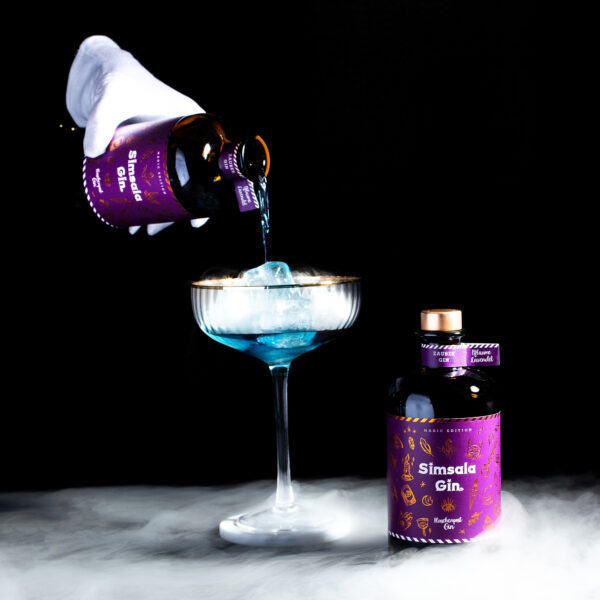 Flaschenpost Gin Magic Edition - Simsala Gin